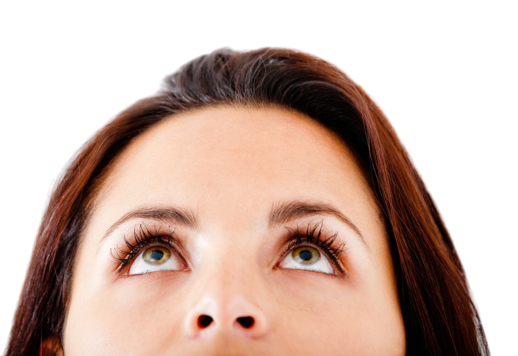 Protect Your Eyes - Healthy Female Eyes