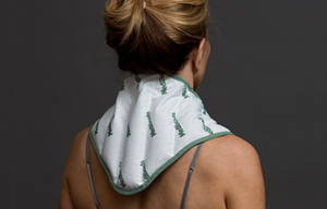 MediBeads Neck Wrap. Neck & Shoulder Pain Relief